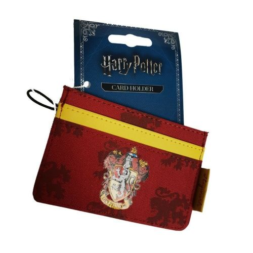 Harry Potter Gryffindor Crest ID Card Holder Travel Pass